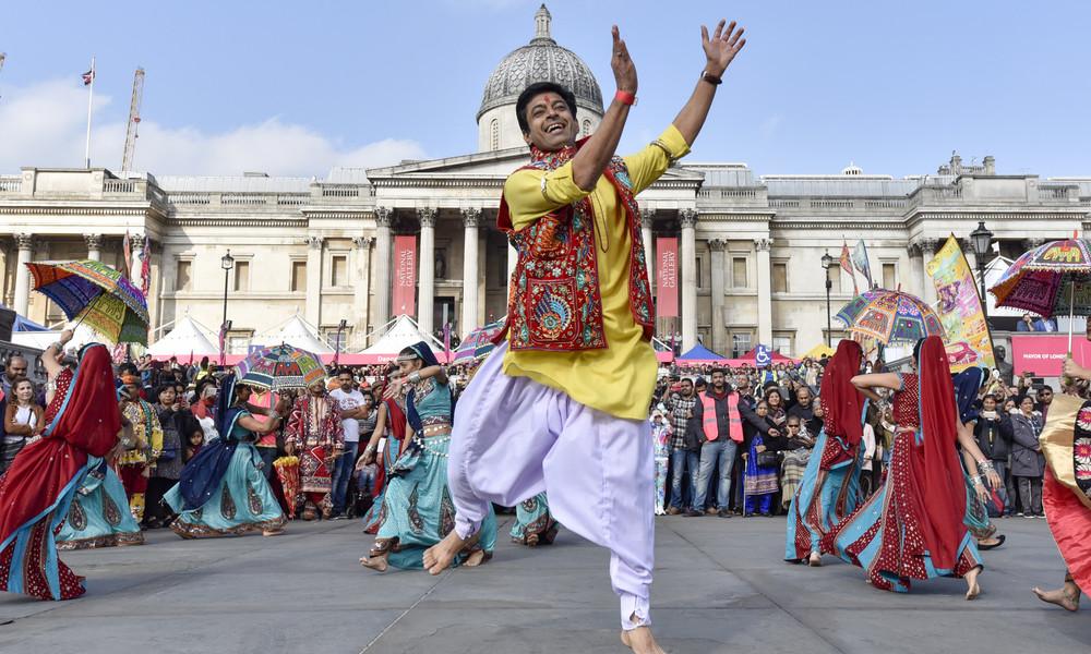 Indien und Großbritannien unterzeichnen Handelsabkommen zur Ausweitung bilateraler Investitionen