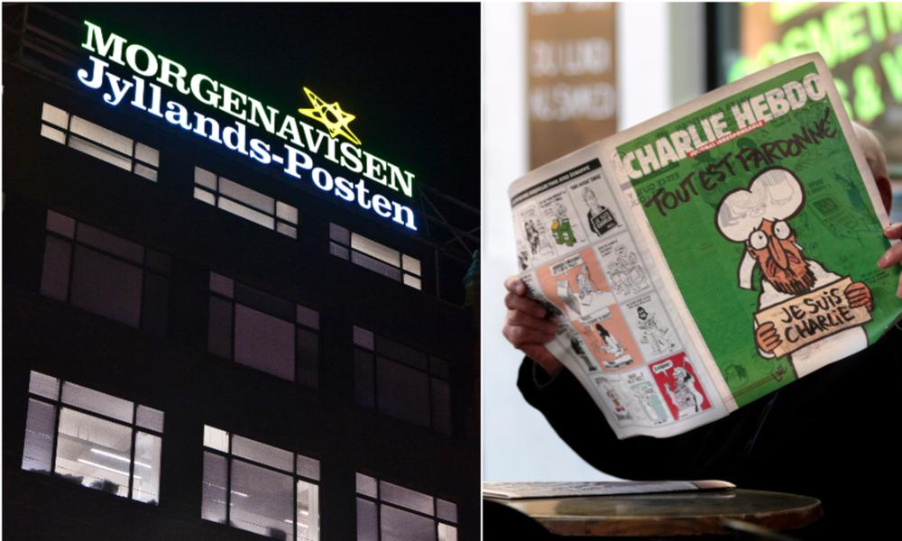 Inspiriert durch ermordeten Lehrer: Dänische Partei will mit Mohammed-Karikaturen werben