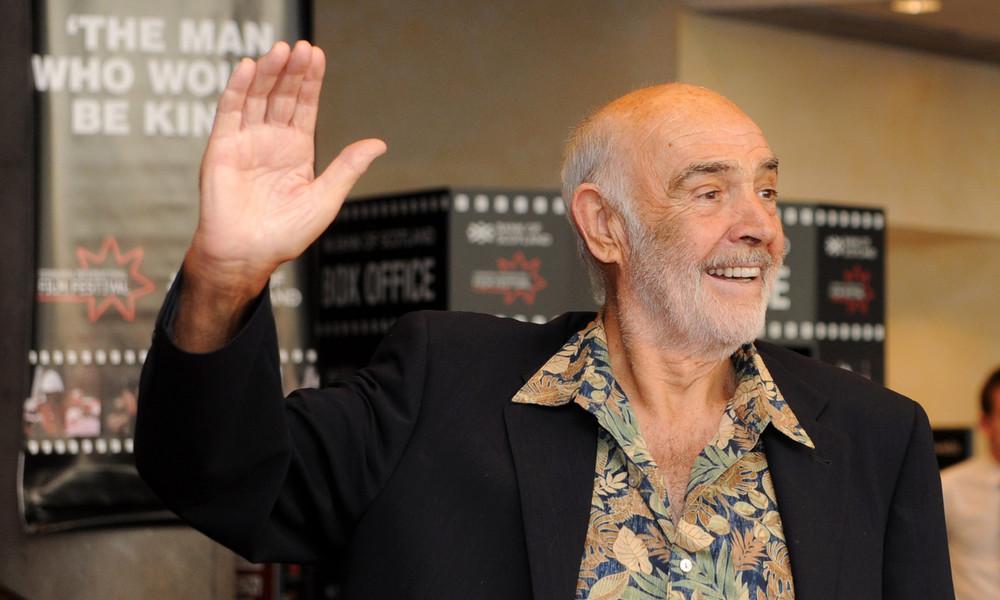 Filmlegende Sean Connery ist tot