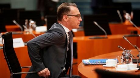 Bundesaußenminister Heiko Maas am 9. September 2020 bei der wöchentlichen Kabinettssitzung im Bundeskanzleramt in Berlin. (Archivbild)