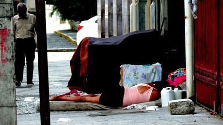 Die soziale Ungleichheit war in Brasilien bereits vor der Krise sehr stark ausgeprägt und wird jetzt noch verschärft. Recife, Brasilien, August 2020.