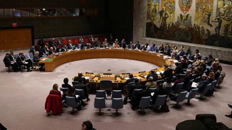 Der UN-Sicherheitsrat tagt über die Lage in Syrien. (Bild vom 28. Februar 2020)