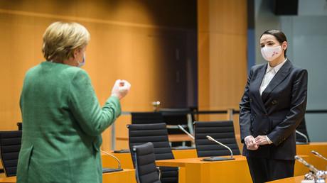 Alexander Rahr über Merkels Treffen mit Tichanowskaja in Berlin: Es geht darum, ein liberales Gesicht zu zeigen.