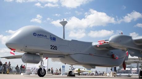 Die SPD zeigt sich nun – für viele Beobachter wenig überraschend – doch offen für eine Bewaffnung der Drohne Heron TP.