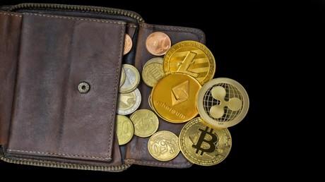Kryptowährungen statt gewohntem Bargeld: Das internationale Geldsystem verändert sich.