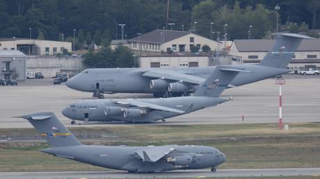 Die NATO plant ein neues Weltraumzentrum in Ramstein, in dem Informationen über Satellitenangriffe koordiniert werden sollen.