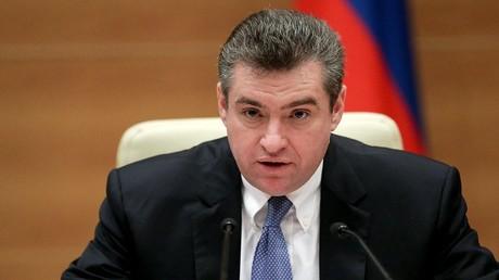 Leonid E. Sluzki, Abgeordneter der russischen Staatsduma