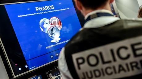 Das am 23. Januar 2018 aufgenommene Foto zeigt einen Blick auf die PHAROS-Plattform, das die Meldung strafbarer Inhalte und Verhaltensweisen im Internet ermöglichen soll. (Archivbild)