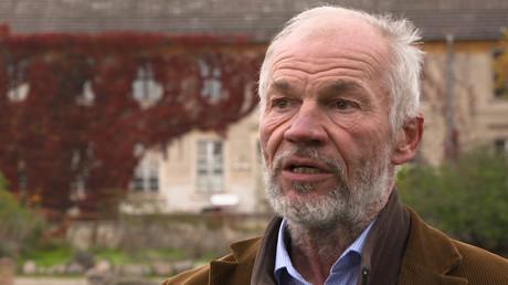 Burkhard Theiselmann, Betreiber des Ferienhofs