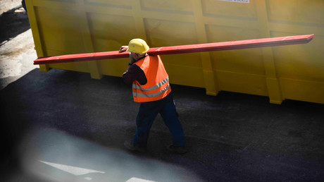 Die Baubranche ist bisher vergleichsweise gut durch die Krise gekommen. Dennoch gibt es auch hier Umsatzeinbußen.