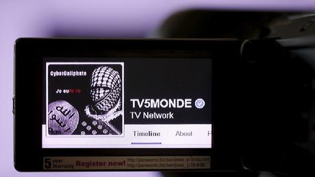 Im jüngsten Streit um Macrons Äußerungen kam es zu Hackerangriffen auf französische Websites, auf denen islamistische Propaganda verbreitet wurde.