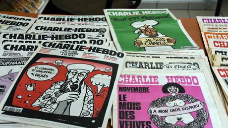 """""""Charlie Hebdo"""" veröffentlicht Titelbild mit Erdoğan-Karikatur"""