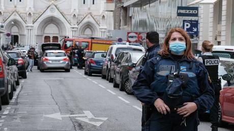 In Frankreich wurde nach dem Anschlag in Nizza die höchste Terrorwarnstufe ausgerufen.