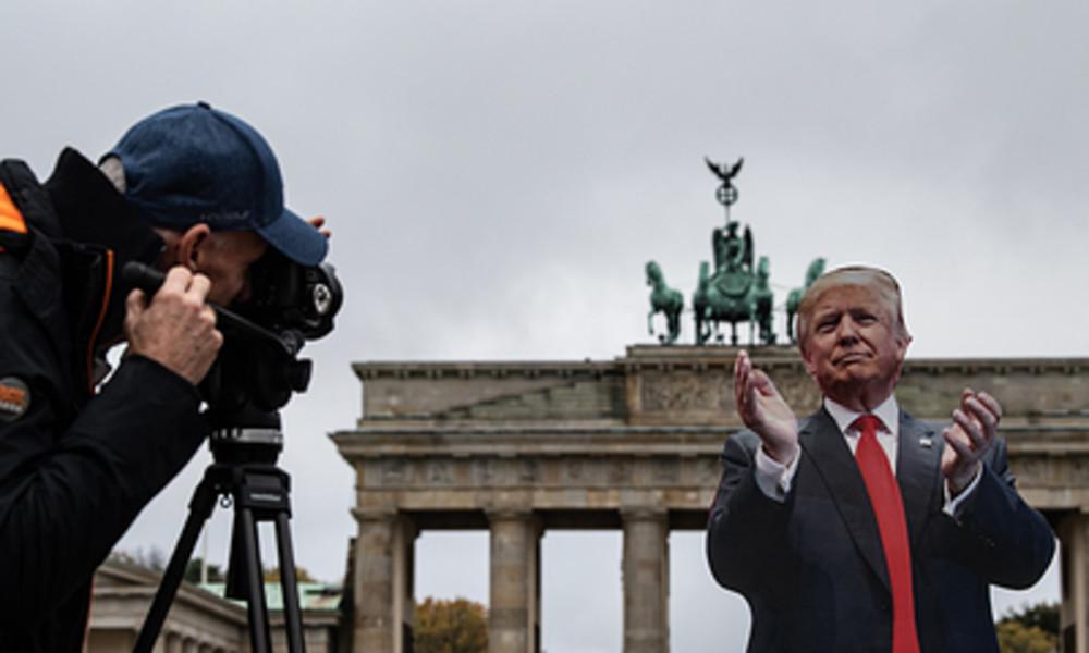 Trump vor der Präsidentschaftswahl: China, Iran, Deutschland wollen mich loswerden