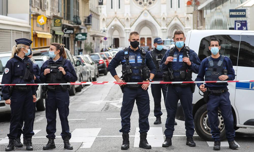 Weitere zwei Festnahmen nach Messerangriff in Nizza: Nun insgesamt sechs Menschen in Gewahrsam