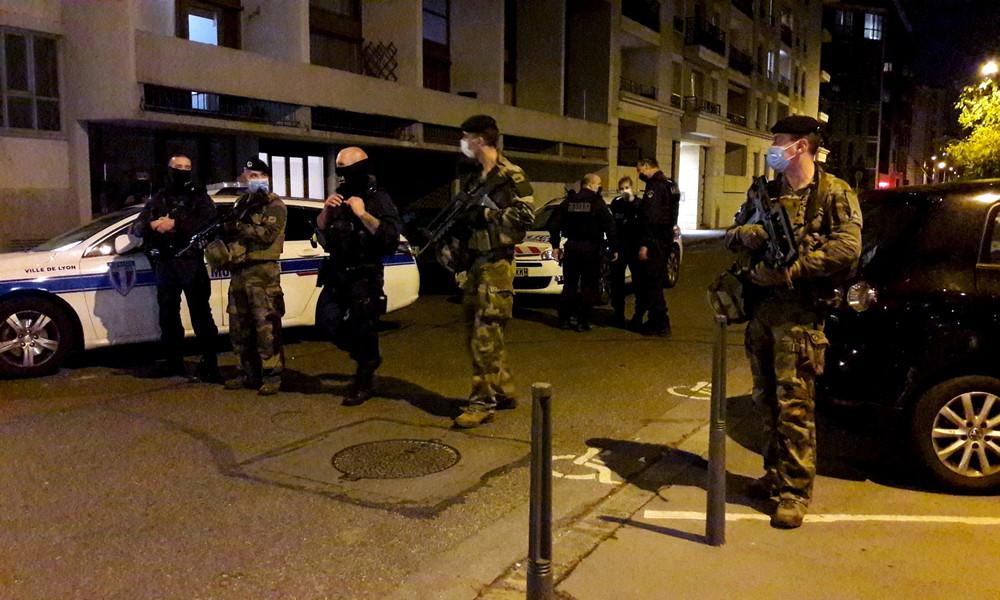 Mutmaßlicher Täter der Schießerei in Lyon wieder freigelassen