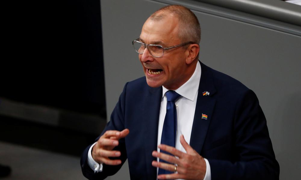 """Wegen """"putinophiler Ideologie"""": Volker Beck fordert Rauswurf von Alexander Neu aus Linkspartei"""