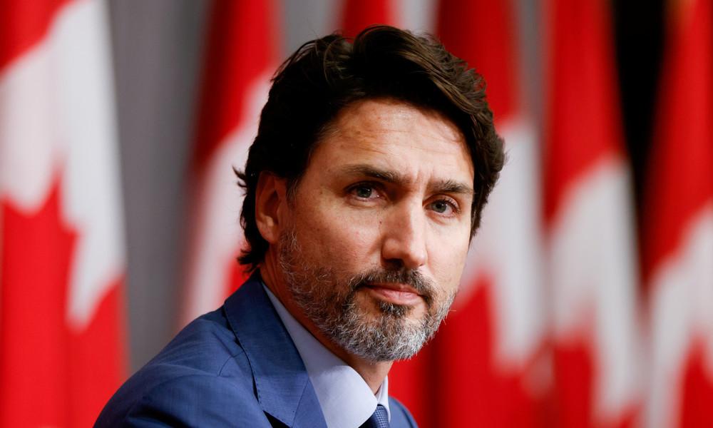 """Kanadischer Premierminister Trudeau zu Mohammed-Karikaturen: Meinungsfreiheit ist """"nicht grenzenlos"""""""
