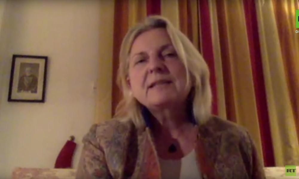 """Dr. Karin Kneissl über Terror in Österreich: """"Großangelegte konzertierte Operation"""""""