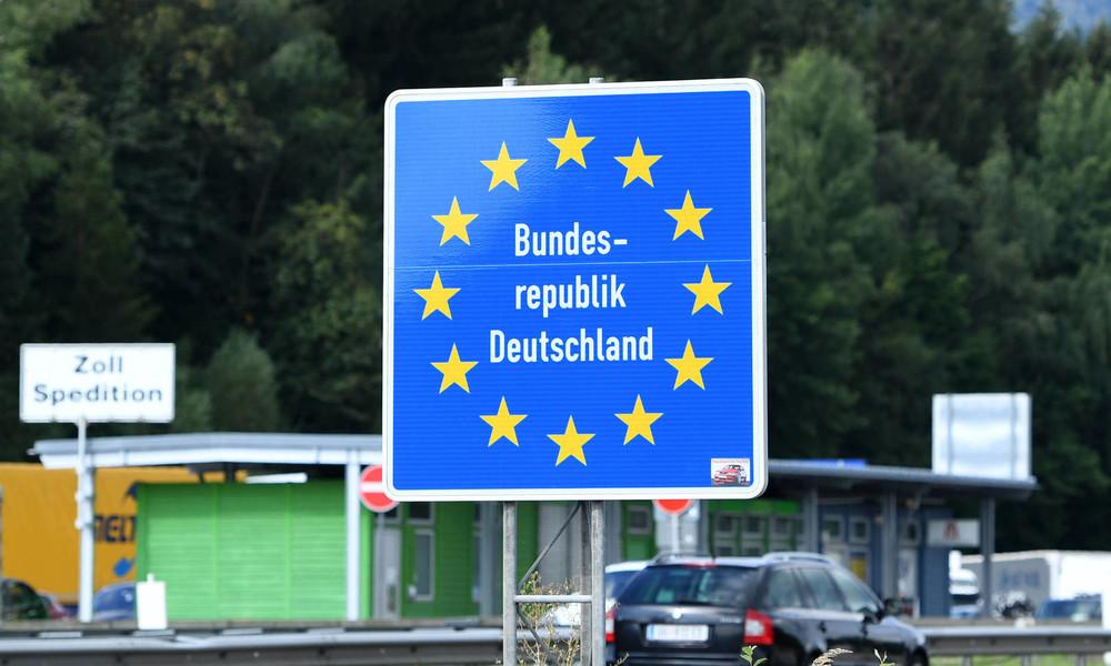 """Bundespolizei kontrolliert Grenze zu Österreich mit """"erhöhter Wachsamkeit"""""""