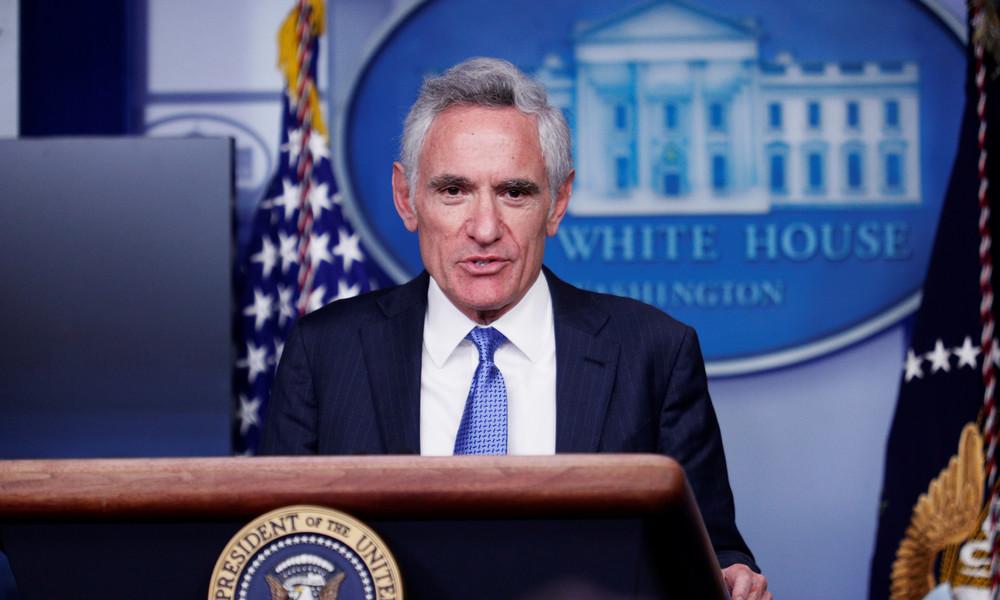 "Lockdowns ein ""riesiger Reinfall"": RT-Interview mit US-Corona-Berater Scott Atlas"