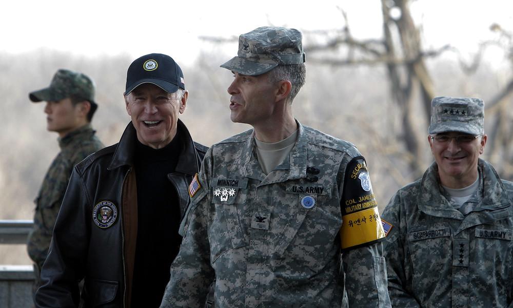 Jimmy Dore zu RT: Egal, wer gewählt wird, Sieger bleibt der militärisch-industrielle Komplex der USA