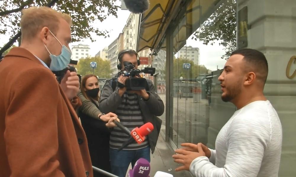 Helden aus Wien: Soziale Netzwerke feiern zwei türkische Kampfsportler