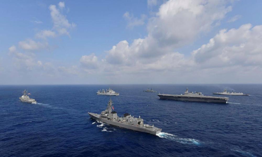 Malabar 2020: Indien veranstaltet Militärübung in Zeiten zunehmender Spannungen mit China