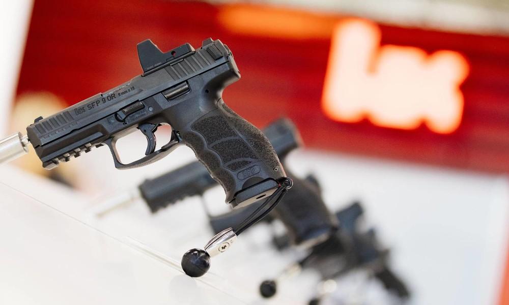 Klingelnde Kassen bei Heckler & Koch: US-Amerikaner haben Lust auf Pistolen