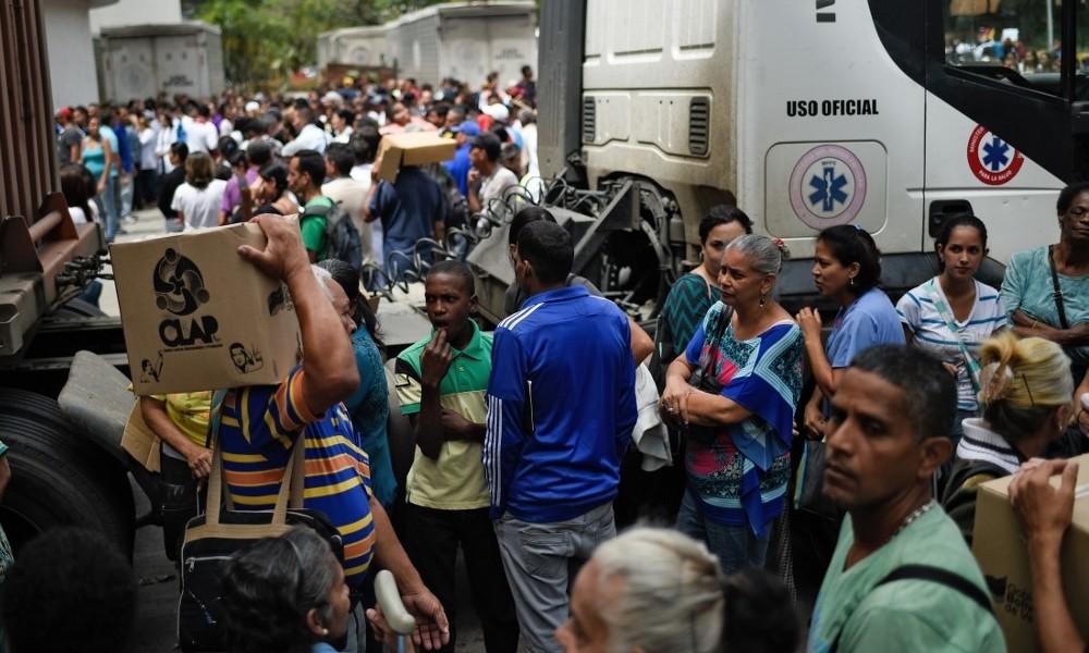 Studie zu Venezuela: US-Sanktionen schädigen massiv die Wirtschaft und treffen arme Bevölkerung