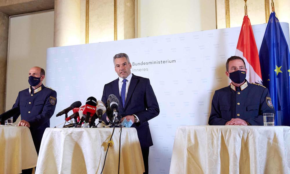 Österreichischer Innenminister: Anschlag in Wien war Tat eines Einzeltäters