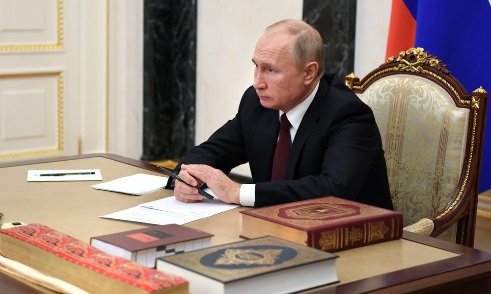 Putin warnt vor schweren religiösen Konflikten in Europa