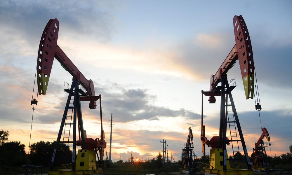 China will Ölexploration fördern und seine Öl- und Gaslagerung ausbauen