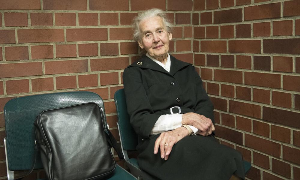 Holocaust-Leugnerin Haverbeck nach verbüßter Strafe aus Haft entlassen