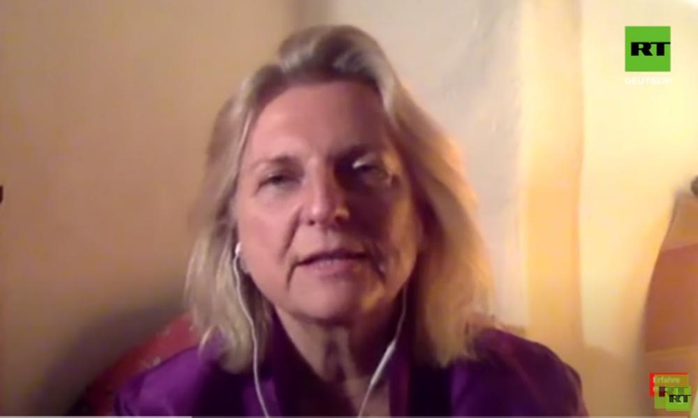 Dr. Karin Kneissl: Biden würde Trumps Außenpolitik gegenüber EU und Russland so beibehalten (Video)