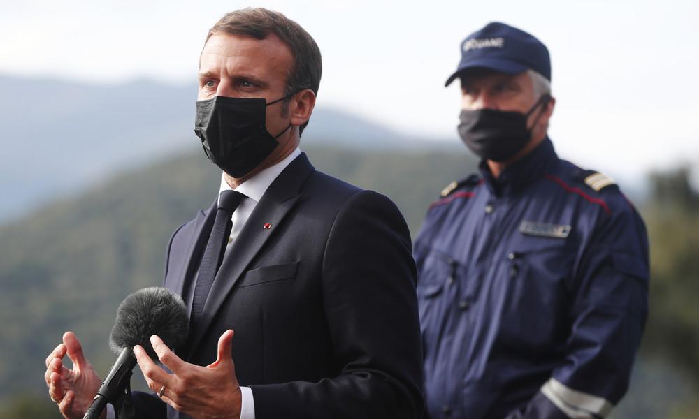 Frankreich verschärft Grenzkontrollen nach Terroranschlägen