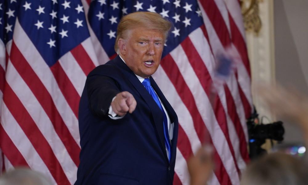 Wegen angeblicher Manipulation bei US-Wahlen: Trump will vor Gericht ziehen