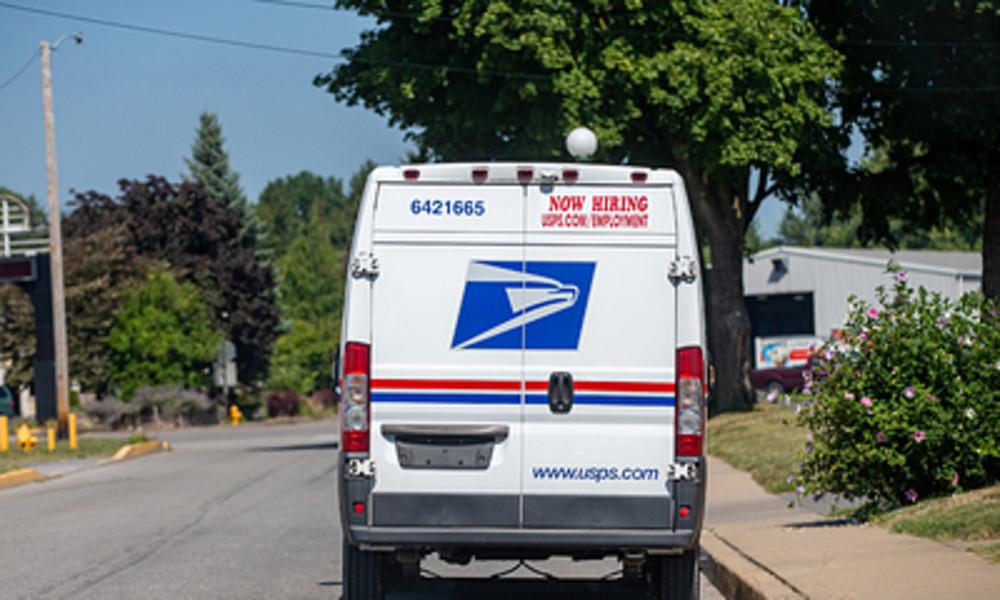 Mit gestohlenen Stimmzetteln erwischt: Mitarbeiter der US-Post nahe kanadischer Grenze festgehalten
