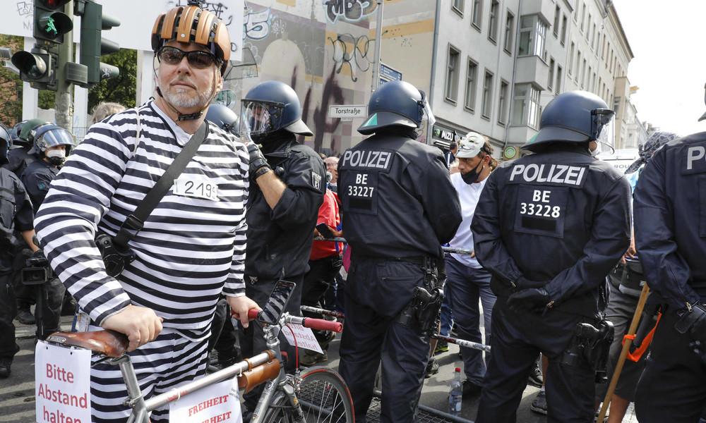 Grüne fordern: Straftaten von Gegnern der Corona-Maßnahmen als politische Kriminalität einstufen