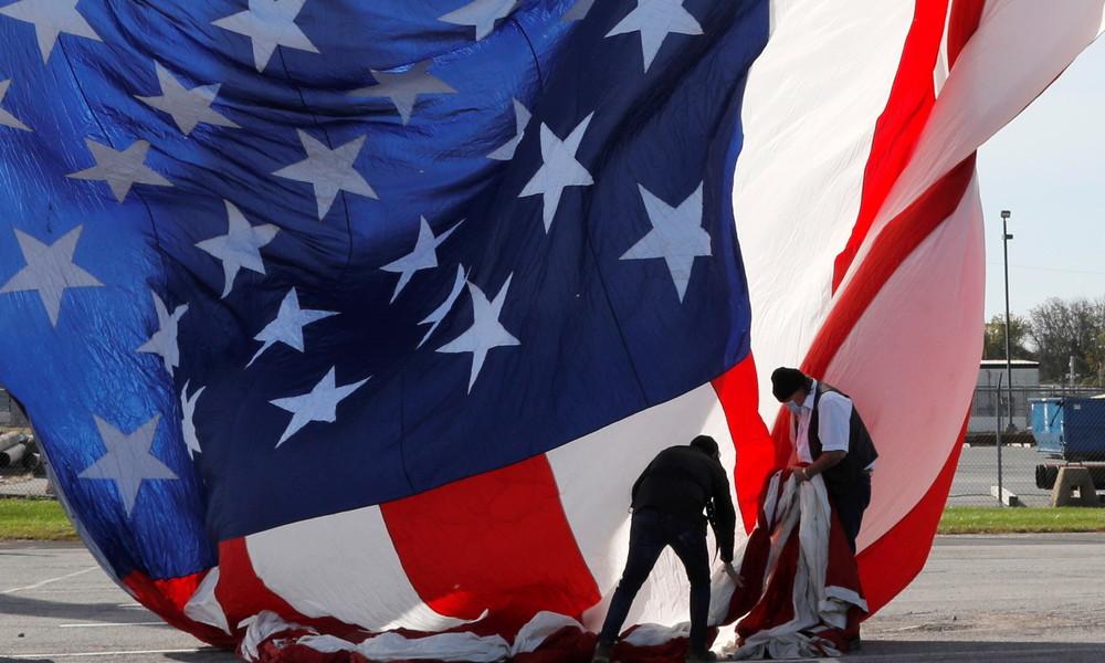 Wahlen in den USA – Bilder eines gespaltenen Landes