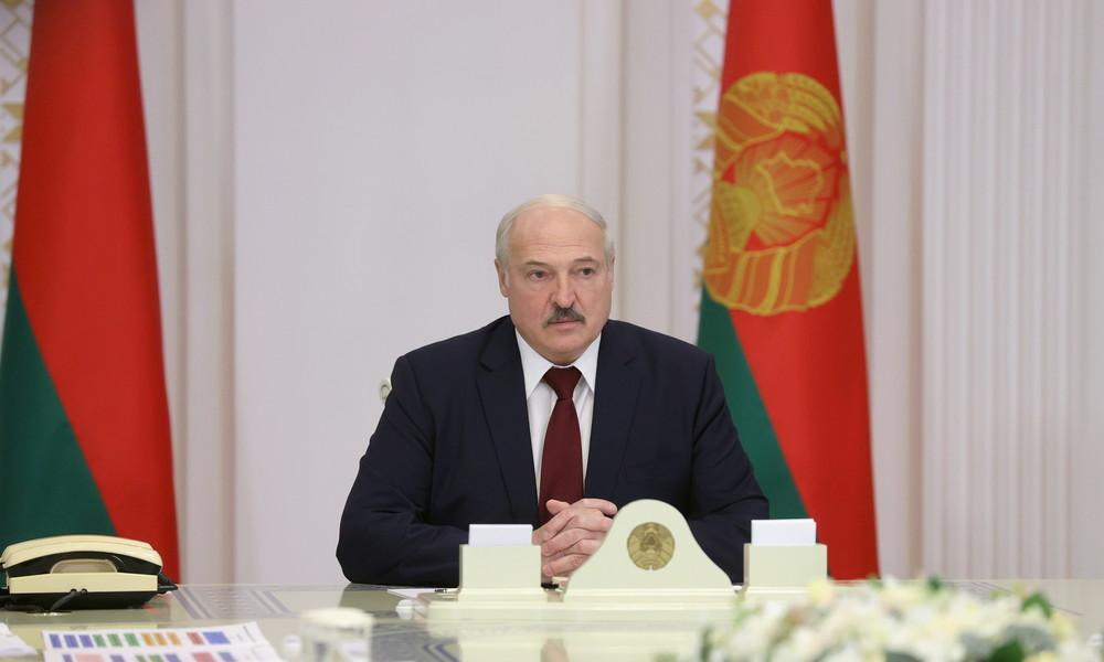 EU verhängt Sanktionen gegen Präsident Lukaschenko