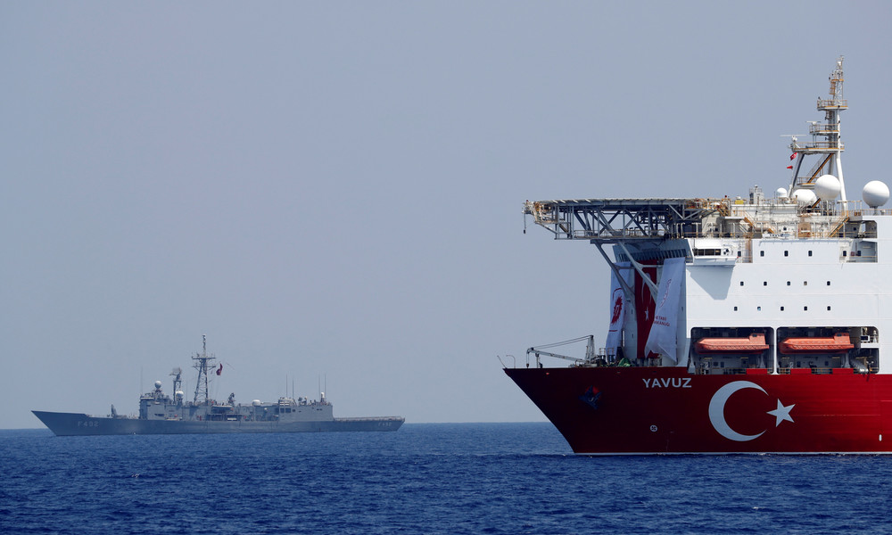 EU verlängert Sanktionen wegen türkischer Bohrungen im Mittelmeer