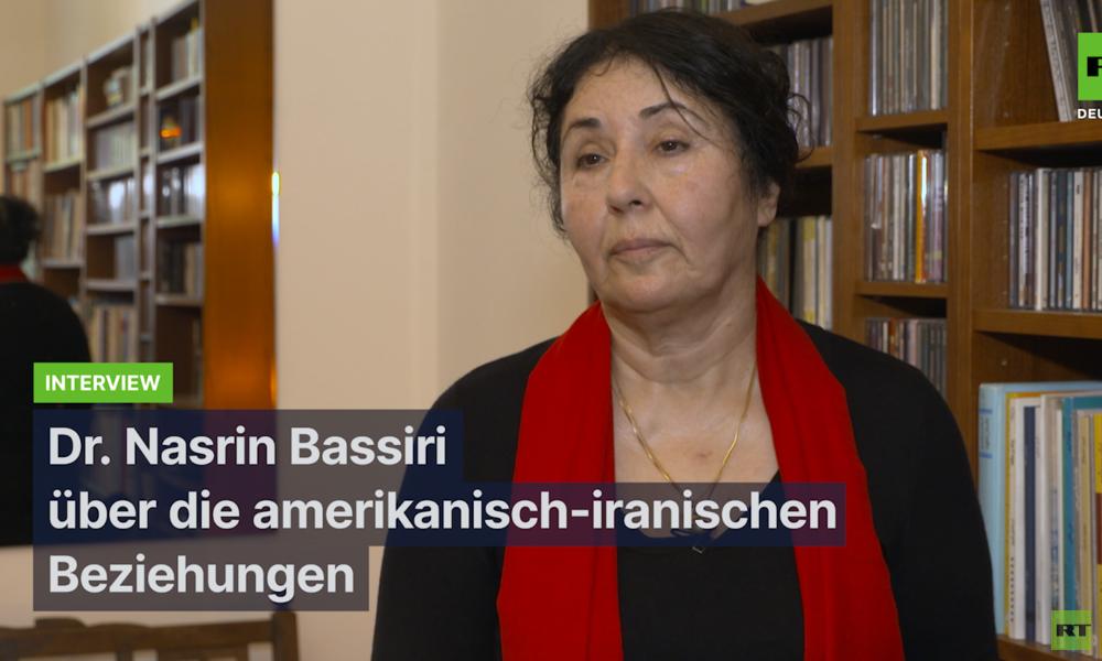 Was bedeutet die US-Wahl für Iran? – Politikwissenschaftlerin Dr. Nasrin Bassiri im Gespräch