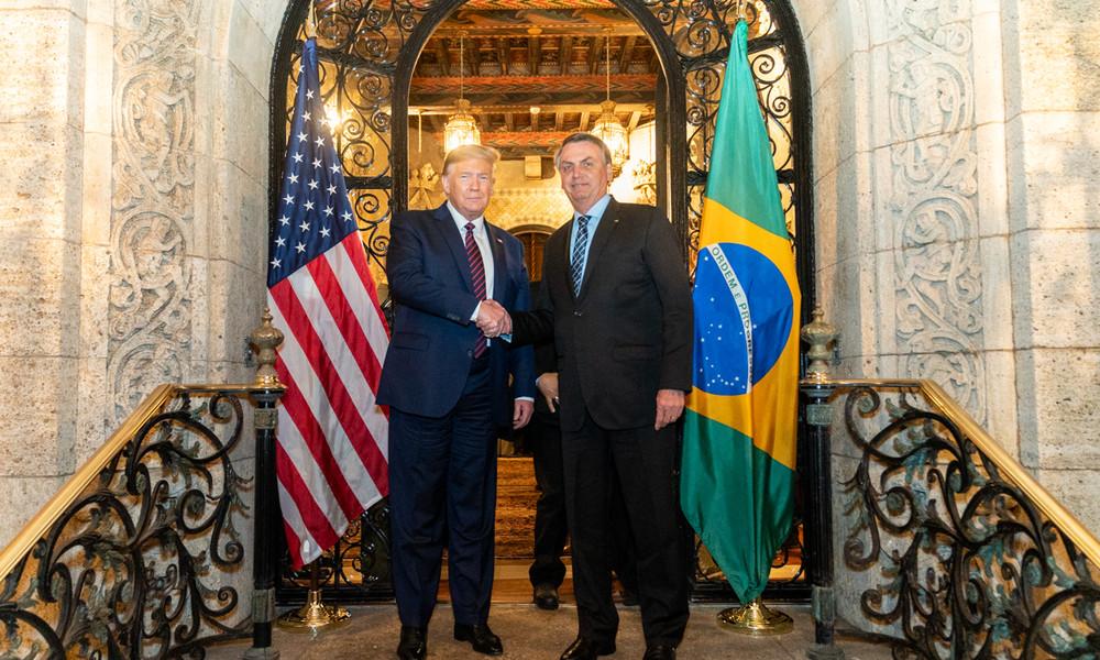 """Bolsonaro distanziert sich von Trump: """"Nicht die wichtigste Person der Welt"""""""