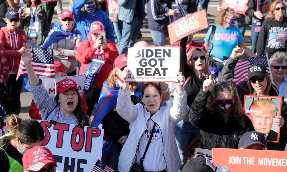 Fehler bei Auszählung in Michigan: Trump erlangte mehr Stimmen als bekannt gegeben