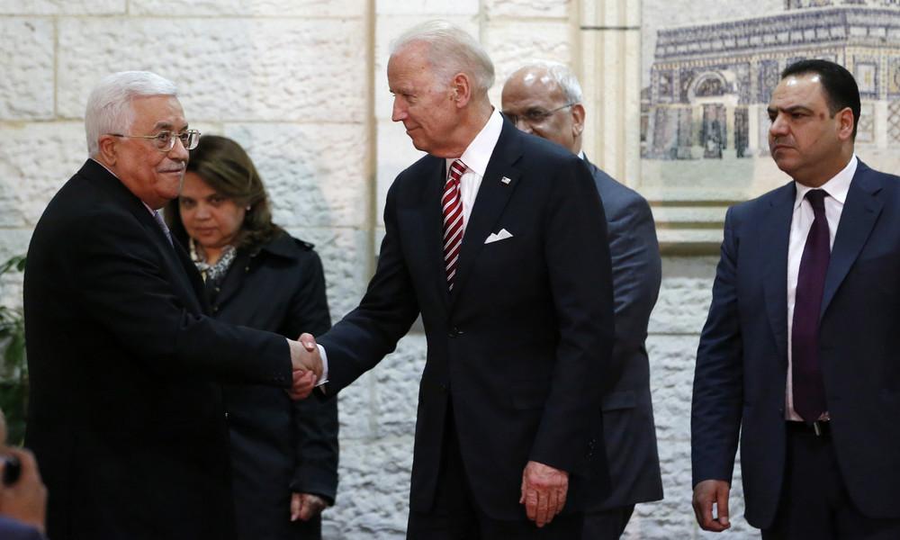 Abbas und Netanjahu gratulieren Biden zum Sieg