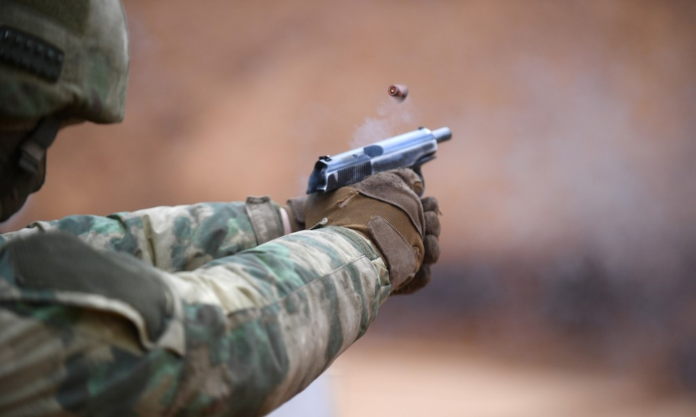 Russischer Soldat erschießt drei Kameraden – Täter festgenommen