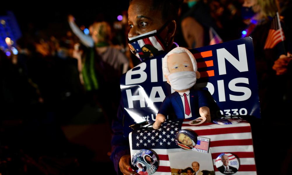 Bidens verkündeter Wahlsieg und der mögliche neue Kurs im Israel-Palästina-Konflikt