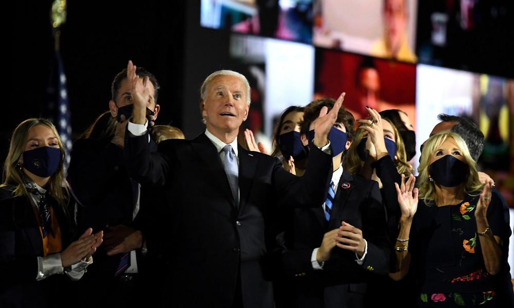 """Joe Biden: """"Amerika muss wieder führen"""""""
