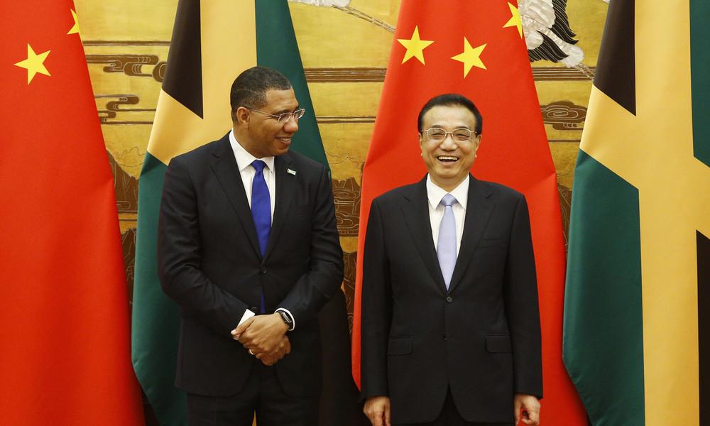 Chinas wachsender Einfluss in der Karibik beunruhigt Washington